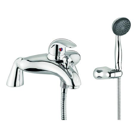 Adora - Sky Single Lever Bath Shower Mixer with Kit - MBSY421D