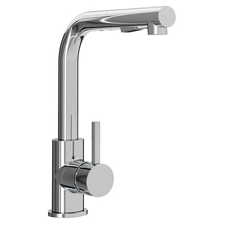 Bristan Macadamia Kitchen Sink Mixer with Pull Out Handset - MCD-PULLSNK-C