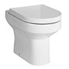 Back to Wall Pan (excluding Seat) - MCH306 profile small image view 1