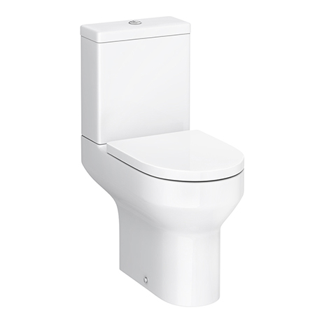 Metro Comfort Height Toilet + Soft Close Seat