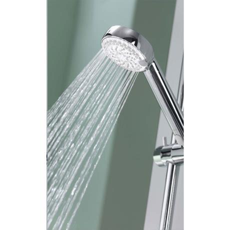 Aqualisa Midas 200 Bath Shower Mixer With Slide Rail Kit Online