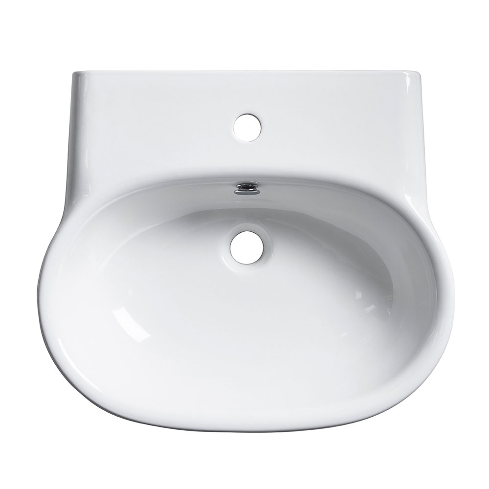 Roper Rhodes Memo 550mm Wall Mounted or Countertop Basin - ME55SB Large Image