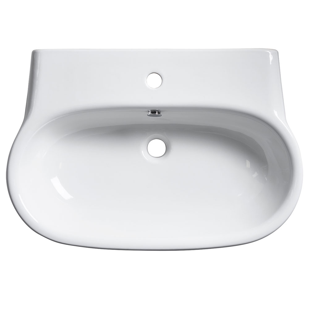 Roper Rhodes Memo 700mm Wall Mounted or Countertop Basin - ME70SB Large Image