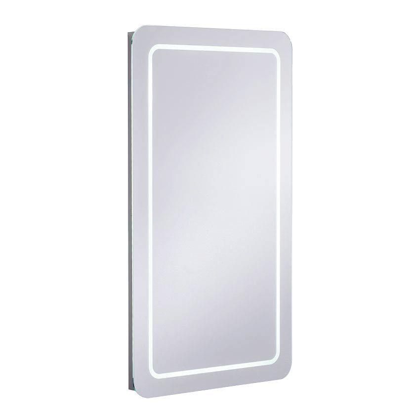 Bauhaus Celeste 45 LED Back Lit Mirror with Demister Pad - ME8045A Large Image