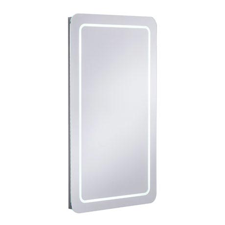Bauhaus Celeste 45 LED Back Lit Mirror with Demister Pad - ME8045A