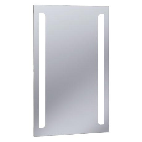 Bauhaus - Elite 50 LED Back Lit Mirror with Demister Pad - ME8050B
