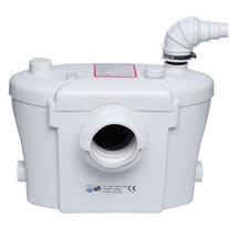 Sanitary Macerator Waste Pump System for Toilet, Basin + Bath ME90101 Medium Image