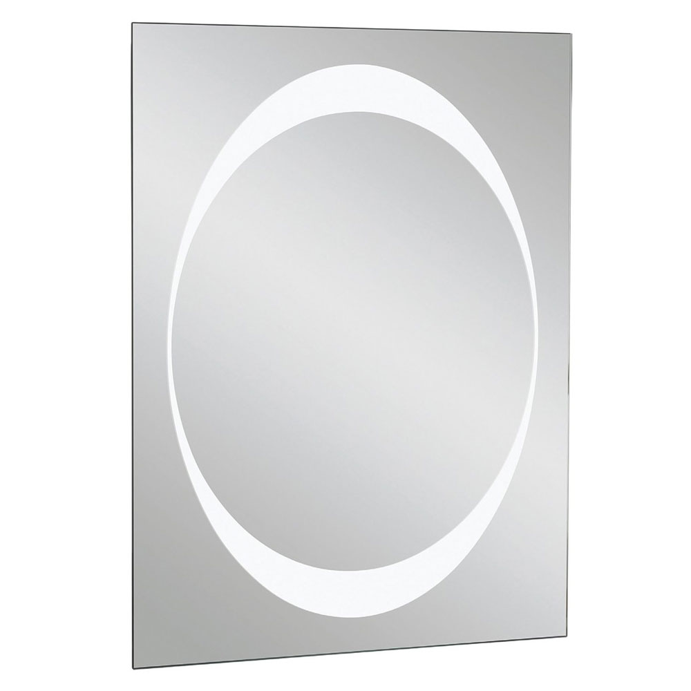Bauhaus - Revive 1.0 LED Illuminated Mirror w/ Bluetooth, Stereo Speakers & De-Mist Pad