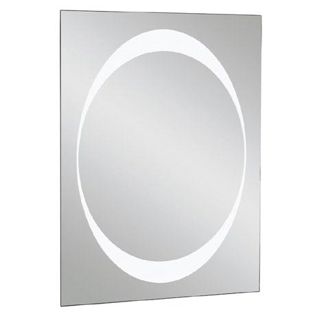 Bauhaus - Revive 1.0 LED Illuminated Mirror w/ Bluetooth, Stereo Speakers & De-Mist Pad - MEB8060A
