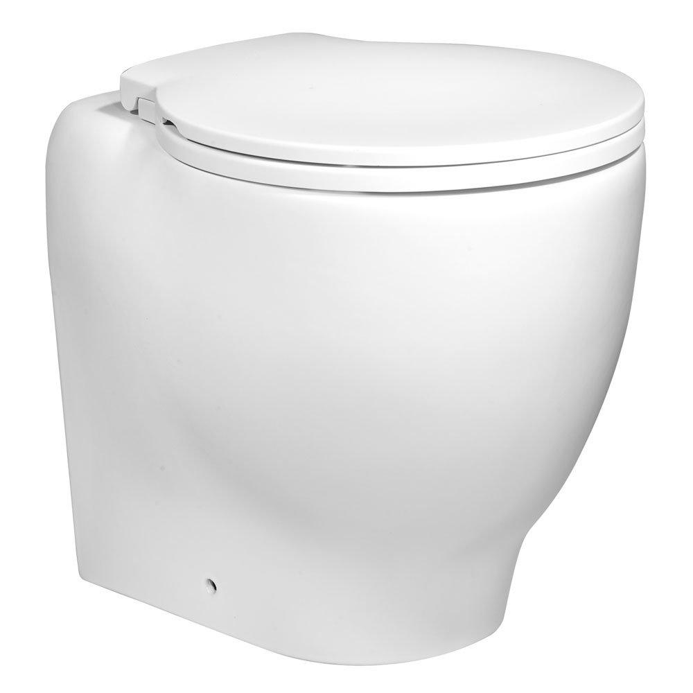 Roper Rhodes Memo Back to Wall WC Pan & Soft Close Seat Large Image