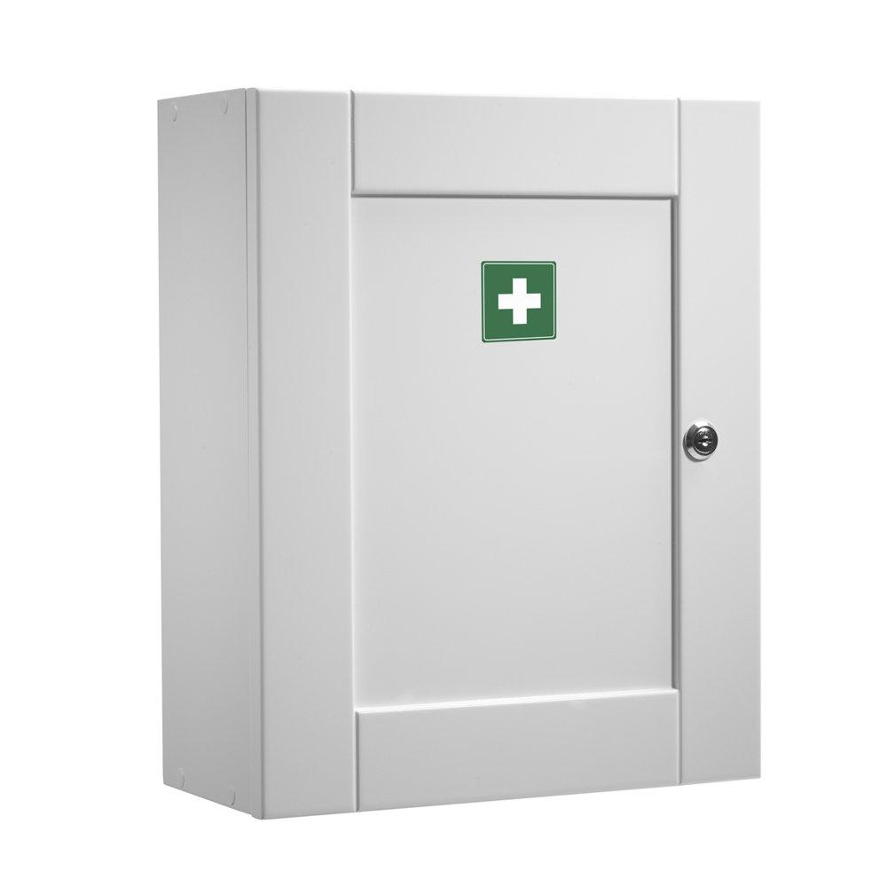 Roper Rhodes Medicab Lockable Medicine Cabinet - MED340 profile large image view 3