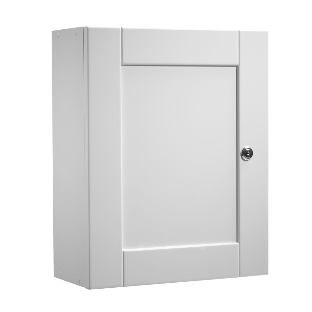 Roper Rhodes Medicab Lockable Medicine Cabinet - MED340 Large Image