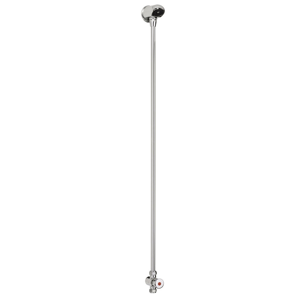 Bristan - Gummers Exposed Timed Flow Control Shower with Fixed Head - MEFC-PAK profile large image view 1