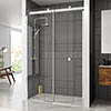 Merlyn 10 Series Sliding Door - Left Hand profile small image view 1