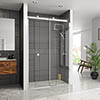 Merlyn 10 Series Sliding Door - Right Hand profile small image view 1