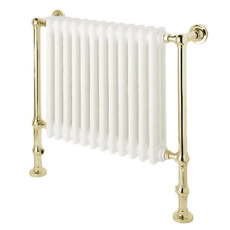 Mere Traditional Churchill Radiator/Towel Rail - Gold - 30-6064