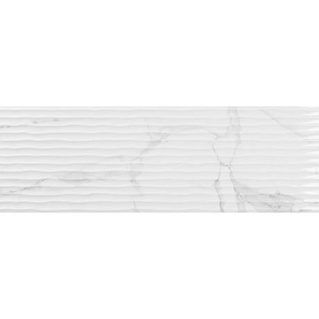 Merletti Relief Marble Effect Wall Tiles - 300 x 900mm