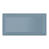 Victoria Metro Wall Tiles - Gloss Grey Blue- 20 x 10cm Small Image