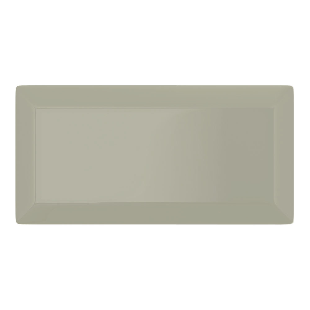 Victoria Metro Wall Tiles - Gloss Green - 20 x 10cm Large Image