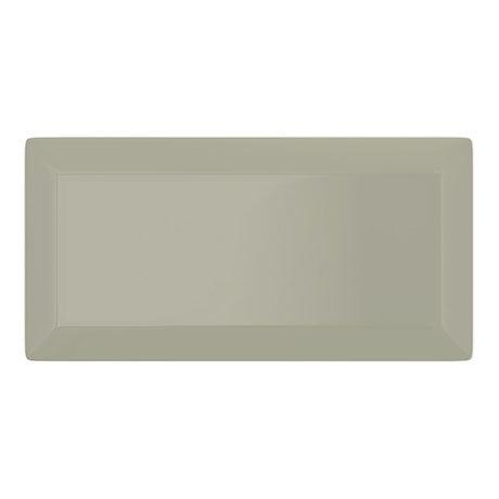 Victoria Metro Wall Tiles - Gloss Green - 20 x 10cm
