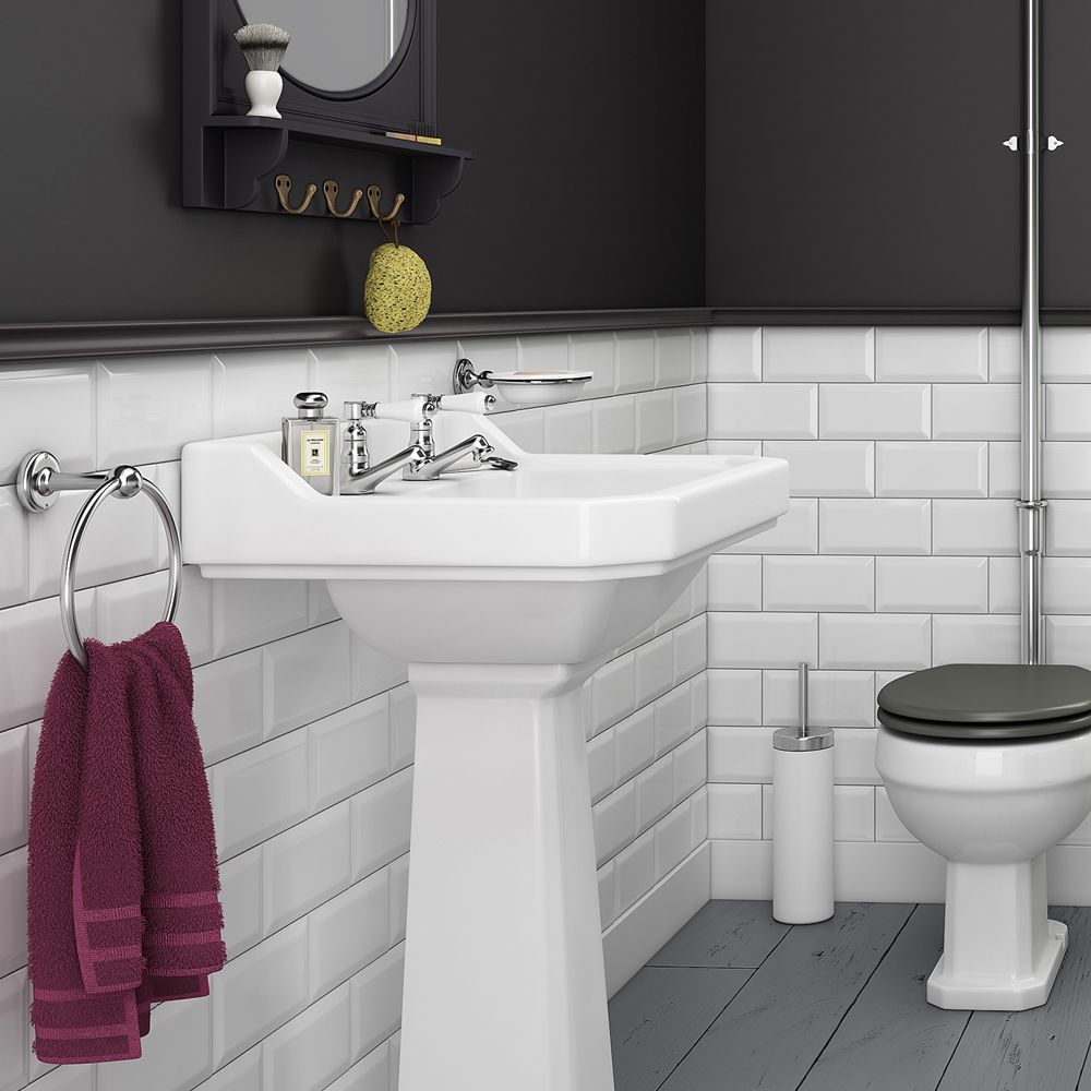 14 Traditional Bathroom Ideas  Victorian Plumbing