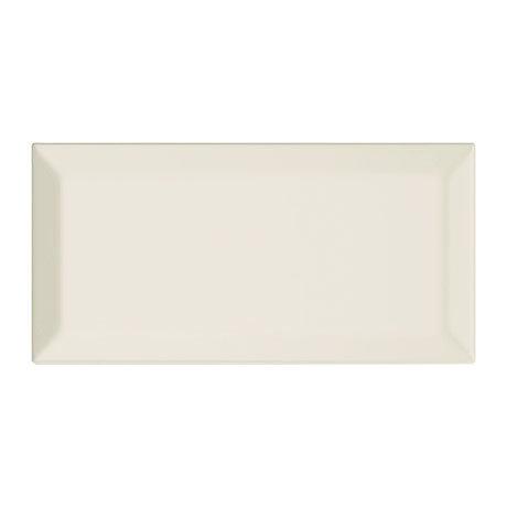 Victoria Mini Metro Wall Tiles - Gloss Cream - 15 x 7.5cm