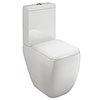 RAK Metropolitan Close Coupled Modern Toilet + Soft Close Seat profile small image view 1