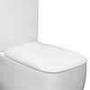 RAK Metropolitan Soft Close Toilet Seat profile small image view 1