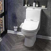 Japanese Toilets Japanese Style Shower Toilets Victorian Plumbing