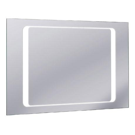 Bauhaus - Linea 100 LED Back Lit Mirror with Demister Pad - MF10060A
