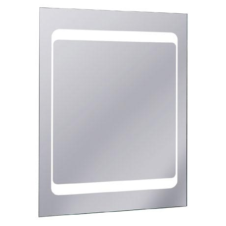 Bauhaus - Linea 80 LED Back Lit Mirror with Demister Pad - MF8060A