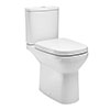 Britton MyHome Close Coupled Toilet + Soft Close Seat profile small image view 1