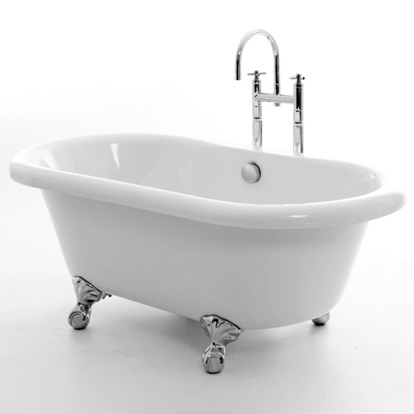 Royce Morgan Miami 1520 Luxury Freestanding Bath with Waste Large Image