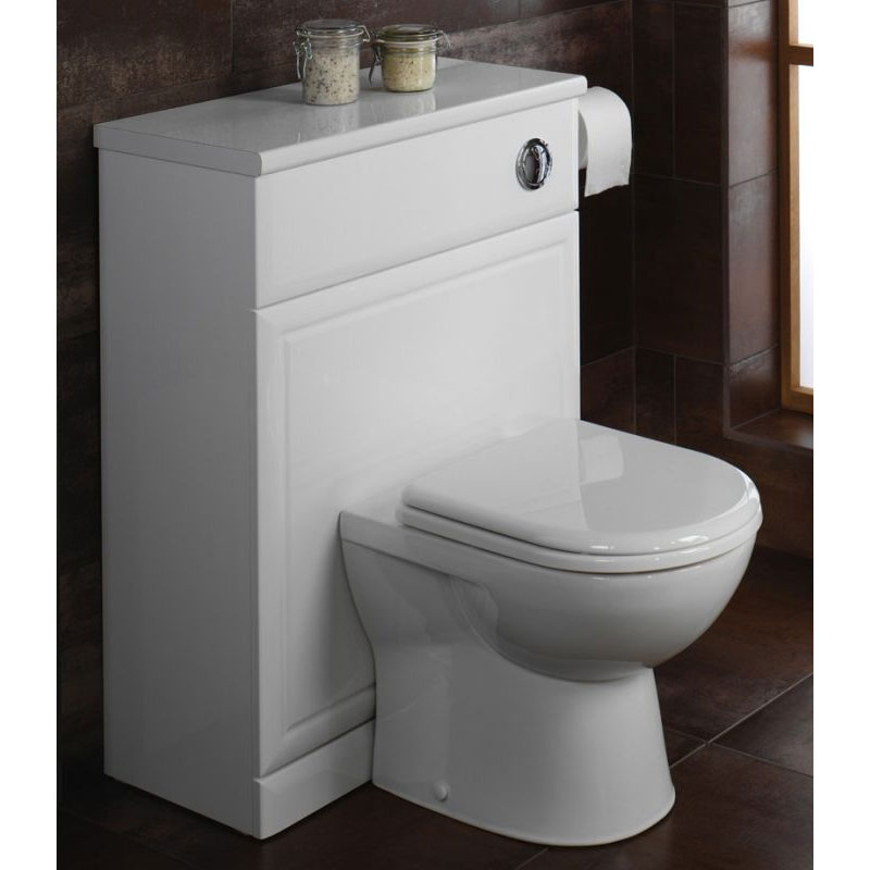 Tavistock Micra Back to Wall Pan & Soft Close Seat Feature Large Image