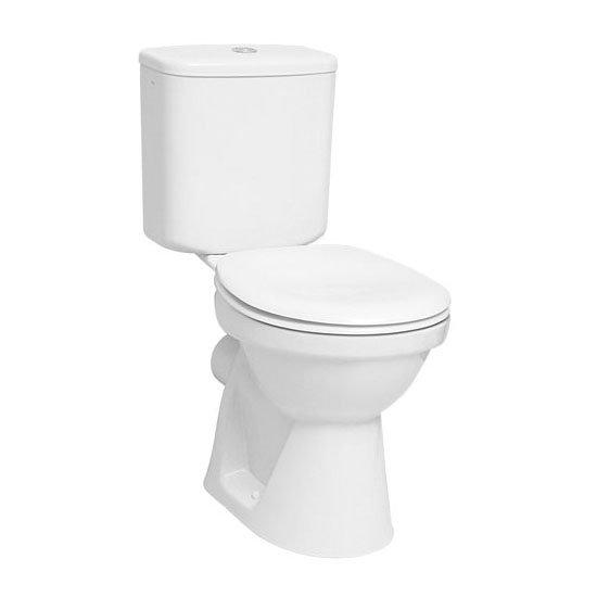 Vitra - Milton Close Coupled Toilet