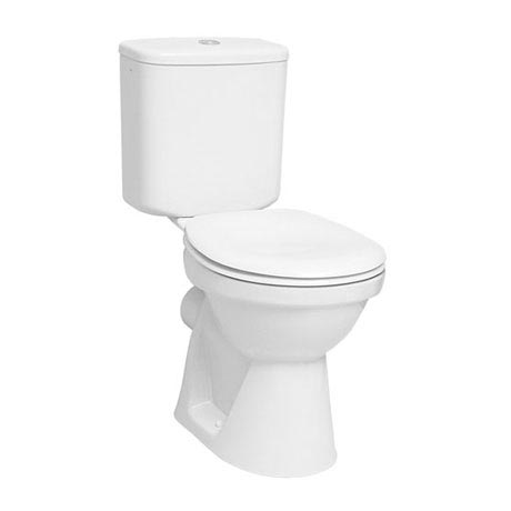 Vitra - Milton Close Coupled Toilet