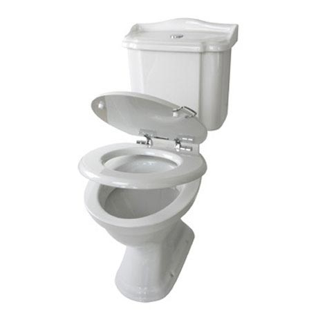 Miller - Close Coupled Pan and Cistern with Soft Close Seat Profile Large Image