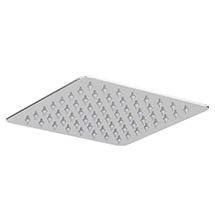 Milan Ultra Thin Square Shower Head (200 x 200mm) Medium Image