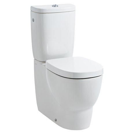 Laufen - Mimo Close Coupled Toilet (Back to Wall) - MIMWC2