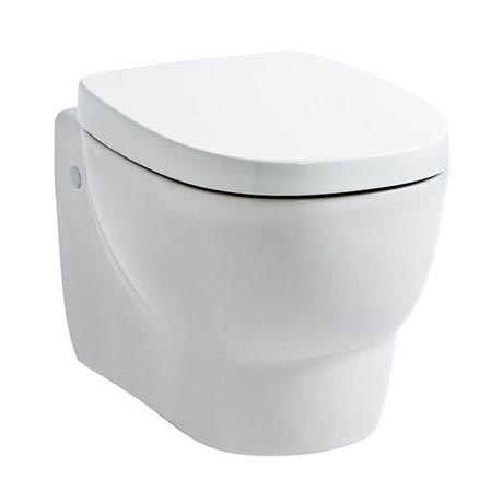 Laufen - Mimo Wall Hung Pan with Toilet Seat - MIMWC4