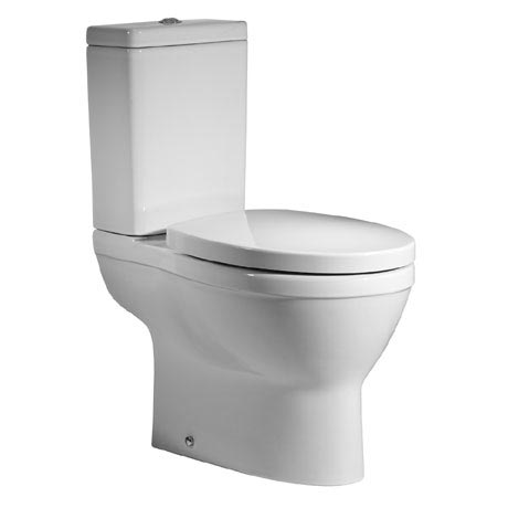 Roper Rhodes Minerva Close Coupled WC, Cistern & Soft Close Seat