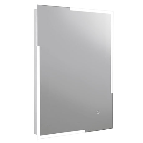 Turin 500x700mm LED Illuminated Mirror Inc. Touch Sensor - MIR010