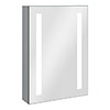 Turin 500x700mm LED Illuminated Mirror Cabinet Inc. Anti-Fog & Motion Sensor - MIR013 Small Image