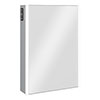 Turin 500x700mm LED Illuminated Bluetooth Mirror Cabinet with Motion Sensor, Shaving Socket & Anti-Fog - MIR017 profile small image view 1
