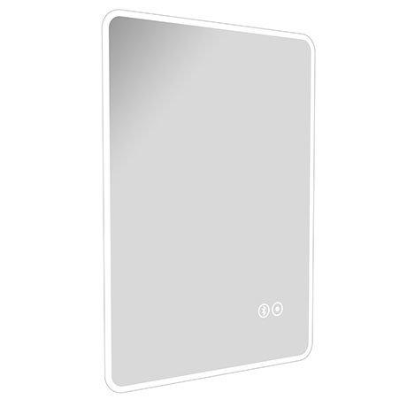 Vision 700 x 500mm LED Illuminated Bluetooth Mirror Inc. Touch Sensor + Anti-Fog