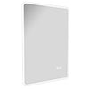 Vision 700 x 500mm LED Illuminated Bluetooth Mirror Inc. Touch Sensor + Anti-Fog profile small image view 1