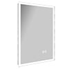 Turin 500 x 700mm Portrait LED Illuminated Bluetooth Mirror Inc. Touch Sensor + Anti-Fog profile small image view 1