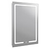 Turin 500x700mm LED Illuminated Mirror Inc. Touch Sensor - MIR034 profile small image view 1