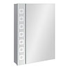 Turin 500x700mm LED Illuminated Mirror Cabinet Inc. Motion Sensor & Anti-Fog - MIR038 Small Image