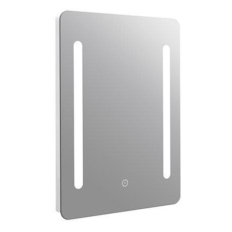 Turin 500x700mm LED Illuminated Mirror Inc. Touch Sensor - MIR345